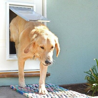 Patio Pacific Endura Flap Dog Door Mount Single Double Flaps FREE SHIPPING