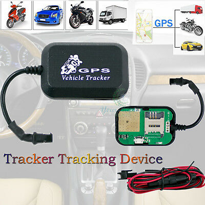 New Real Time GPS Tracker GSM/GPRS Tracking Tool for Car Vehicle Motorcycle Bike