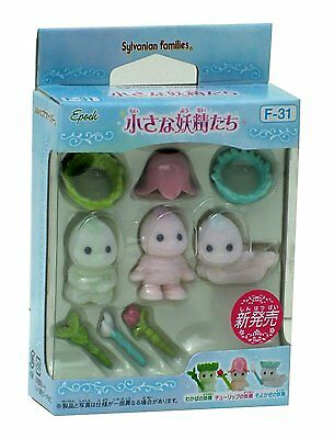 Sylvanian Families Calico Critters Dolls Animals Small Forest Fairy Set F-31