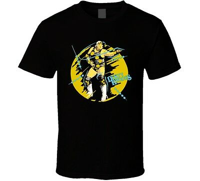 Dusty Rhodes Neon Collection Graphic T-Shirt