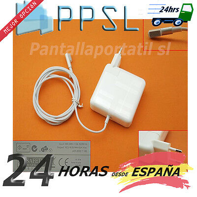Cargador Compatible Magsafe 1 - 18.5V4.6A-5P /85W Apple A1211 Mc556Ll/a