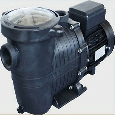 Perfect Pool Swimming Pool Pump 0.75HP For In Ground and Above Ground Pool/Ponds