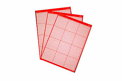A3 Non Slip Professional CUTTING MAT Cutter Plotter Craft Sticky Printed Grid