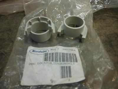 Lot Of 2 - Nordson Locator Tensioning Tube 1001798 A ~ New