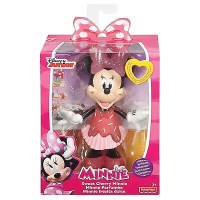 Fisher-Price Sweet Cherry Minnie From Mickey Mouse Disney Junior Figure