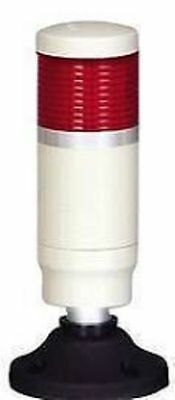Tower Light Stack Beacon Light Single Color 56 Mm Flashing  24Vac/dc