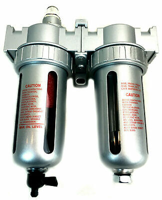 Pa208503Av Campbell Hausfeld Dessicant Air Cleaner And Dryer 3/8'' Fpt