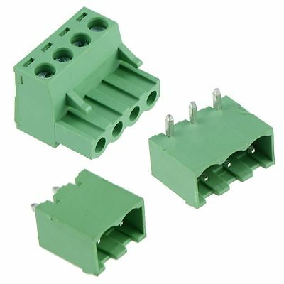 5.08mm Plug In Pluggable Terminal Block & Closed Headers Connector
