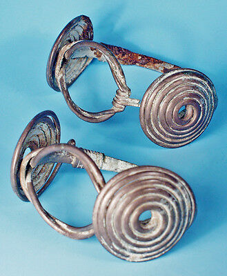Greek (Thracian) Silver Bracelets - Ancient Art & Antiquities
