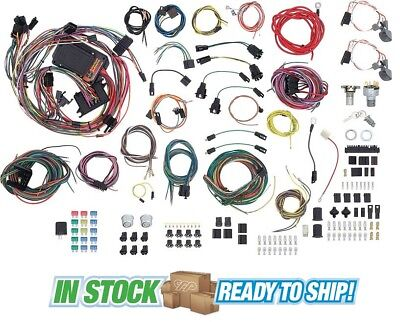 61-64 chevy impala classic update american autowire wiring harness kit  510063