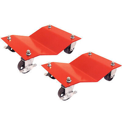 ATD 1,500 lbs. Car Dolly Set (2 Included) 7466 new