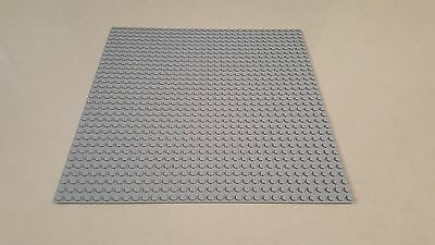 Base Plate Light Grey Building Board LEGO Compatible Baseplate 32x32 Studs Size