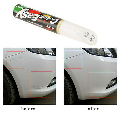 Up HOT Remover for AUDI A4 White Scratch Car Repair Touch Pen Paint Fashion