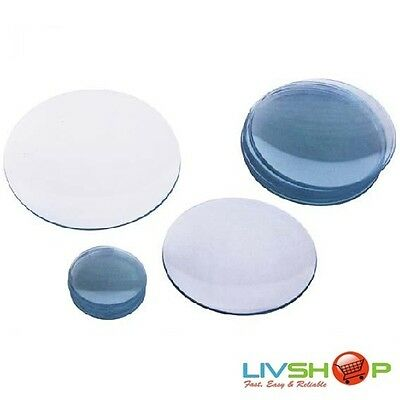 2 x Watch Glass 75mm Packet Of 10