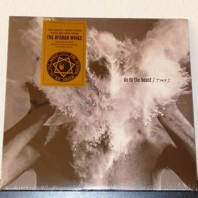 Afghan Whigs, The - Do To The Beast / Doppel-LP incl. MP3 (SP 1061)