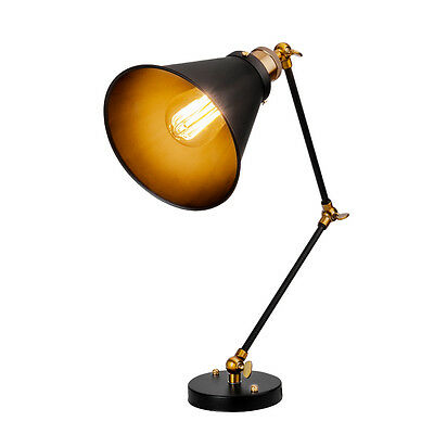 Retro Industrial Home Cafe Decor Hall Wall Lamp Light Garden Library Lighting