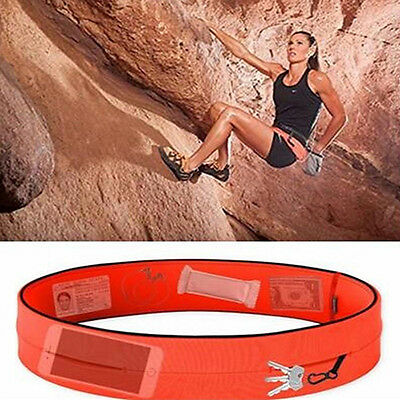 Unisex Cycling Jogging Sport Fanny Pack Running Belt Waist Bag Hot Gift