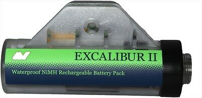 NEW Minelab Excalibur Rechargable Battery Pack  - DETECNICKS LTD