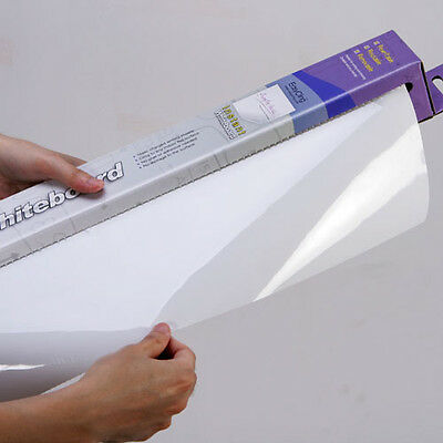 Instant Whiteboard(12 sheets) 60x80cm Reusable & Free Dry Erase Marker