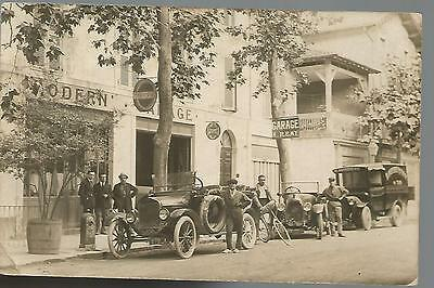 34 Herault - Carte Photo - Montpellier - Garage Remy / Ford T