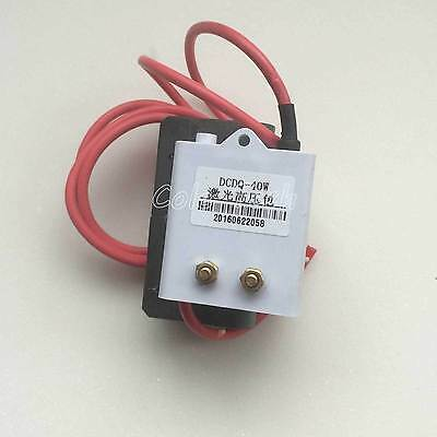 New High Voltage Flyback Transformer for 40W Co2 laser Power Supply