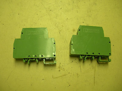 Phoenix Contact Solid State Relay typ UEG , lot of 2