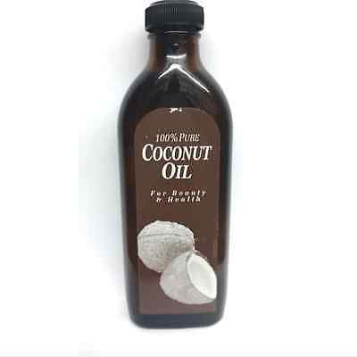 100% PURE Coconut Oil For  BEAUTY AND HEALTH 150ml