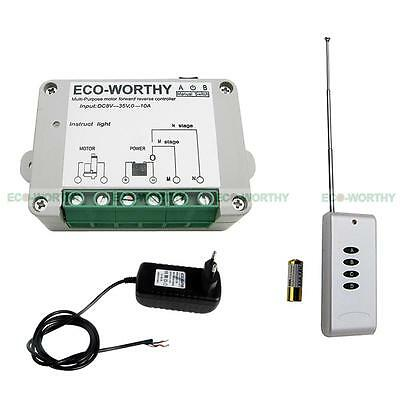 AC Wireless Remote Control  Positive Inversion Controller for Electric Motor