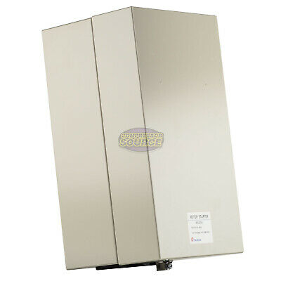 10 HP Single 1 Phase Magnetic Starter Motor Control 208 - 230 Volt Switch