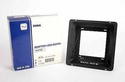 Toyo 158mm to 110mm recessed adapter lens board NEW IN BOX