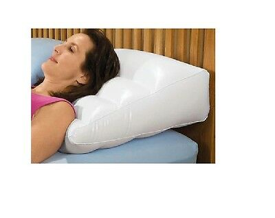 Inflatable Bed Wedge / Pillow With Cover 2031