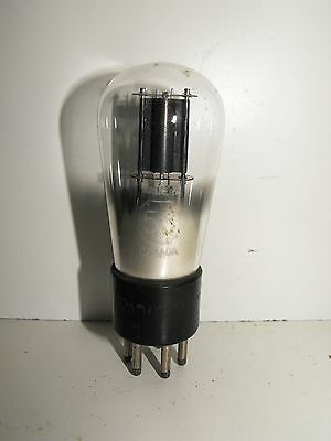 Radiotron type 56 Made In Canada Triode AF Amp Valve Tested