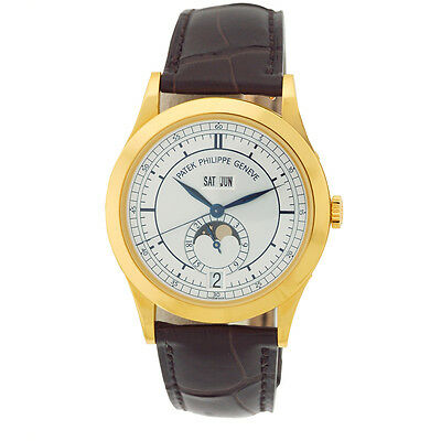 PATEK PHILIPPE 18K Rose Gold Annual Calendar Moonphase # 5396 R Automatic 38mm