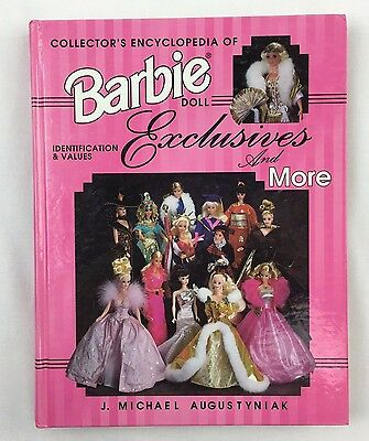 Collector's Encyclopedia of Barbie Doll Exclusives and More ID Values 1997 Book