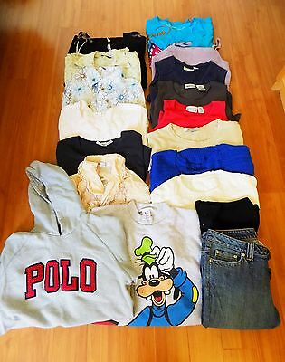Huge Lot of Womens Clothes Size Small Medium Large XL 18 pieces