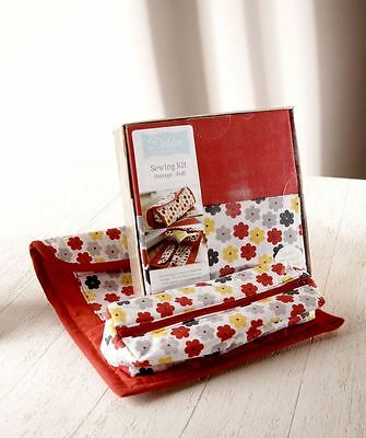 Debbie Shore Craft Pattern Learn to Sew Craft Box Set Project - Storage Roll