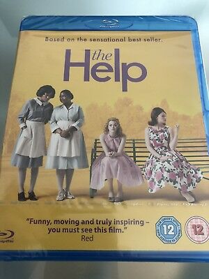 The Help****blu-Ray****region B****new & Sealed