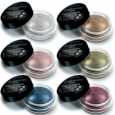 Bourjois Color Edition 24Hr Eyeshadow # Choose Your Shade