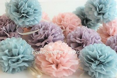 Mini POM POMS For Napkin Rings Present Wrapping Table Decoration Wedding dinner
