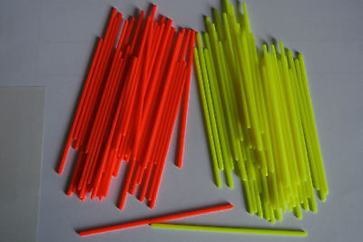 solid plastic tips (100)