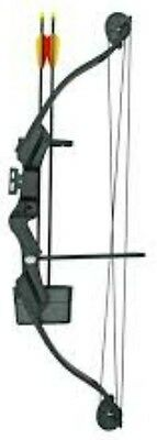 25lb High Powered Compound bow 20 free target FACES
