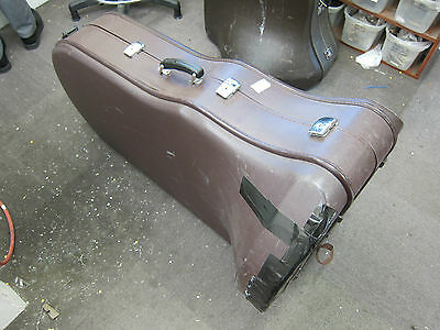 Besson Sovereign BE994 BBb Tuba Case (Used Item)