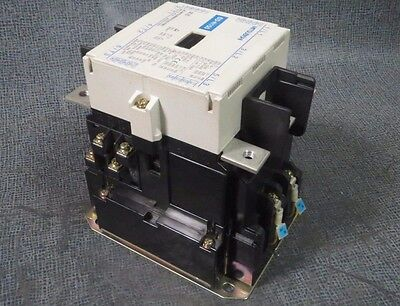Mitsubishi Contactor 150 Amp 600V With 24 Vdc Coil Model: Sd-N150