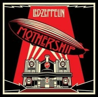 Led Zeppelin Mothership Remastered By Jimmy Page Brand New Sealed 2 Cd Set 2015