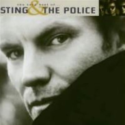 Sting & The Police The Very Best Of Brand New Sealed Cd Greatest Hits