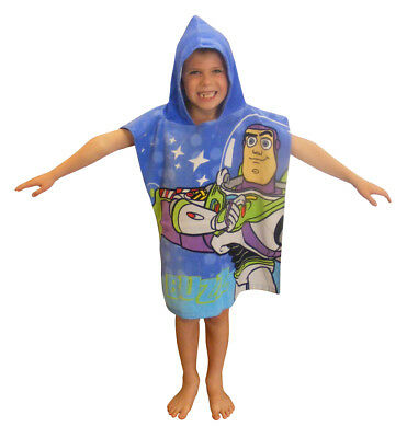 Disney Hooded Towel Poncho Mickey Mouse Minnine Mouse Toy Story Disney Princess