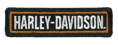 EM516661 - Harley-Davidson® H-D Name X-Small Patch.