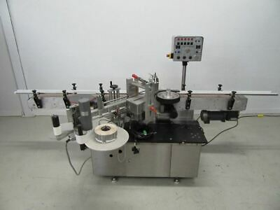 Cli Labeler Wrap Around Model Uni-500 (Used And Tested)