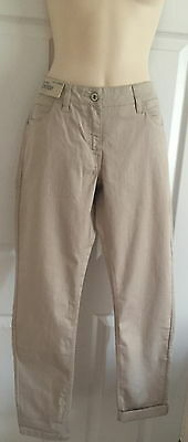 BNWT Next Relaxed Skinny EVERYDAY Jeans UK 10R