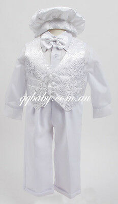 Christening Gown/Christening Boy/Baptism/Boy Christening Suit